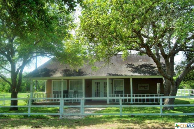 595 W Fm 1961, Goliad, TX 77963 (MLS #386882) :: RE/MAX Land & Homes