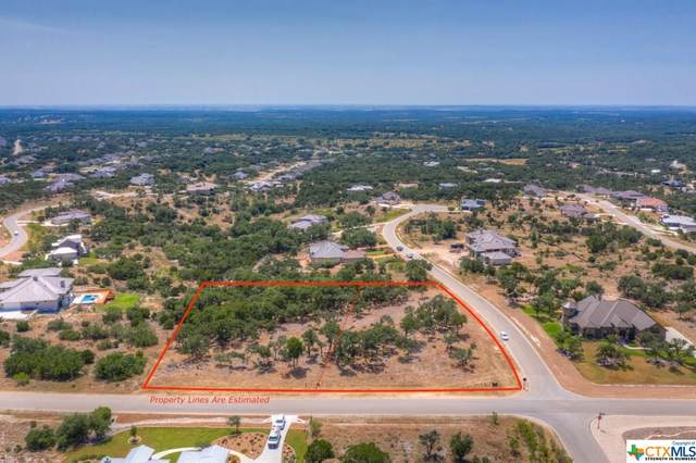 423 Copper Crest, New Braunfels, TX 78132 (#387853) :: First Texas Brokerage Company