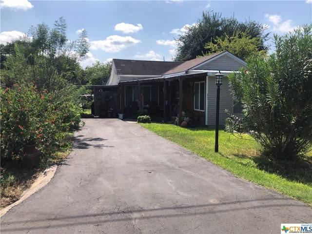 211 W Plasuela Street, Refugio, TX 78377 (MLS #389130) :: The Graham Team