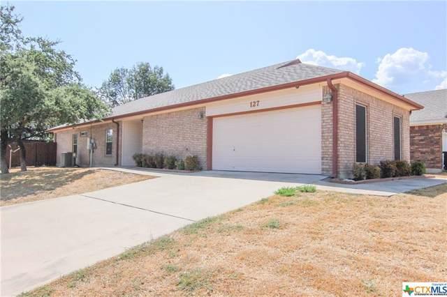 127 Gehler Circle, Nolanville, TX 76559 (MLS #389593) :: Brautigan Realty