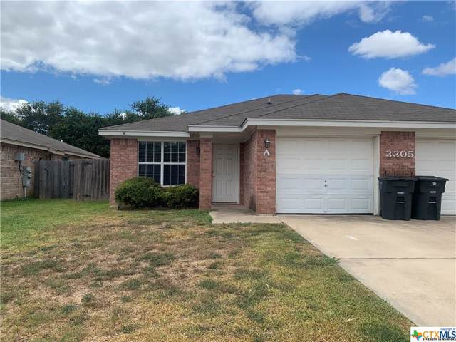 3305 Alicante Court A, Killeen, TX 76542 (MLS #390130) :: The i35 Group