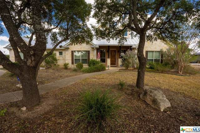 425 Mystic Parkway, Spring Branch, TX 78070 (MLS #390216) :: Vista Real Estate