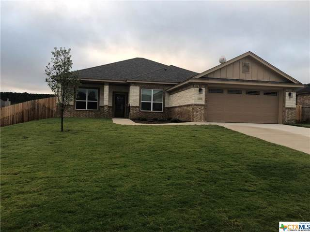 1603 Scotch Drive, Harker Heights, TX 76548 (#390265) :: 12 Points Group