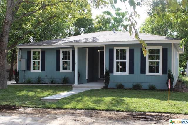 424 Ellis Street, Seguin, TX 78155 (MLS #390501) :: The Graham Team