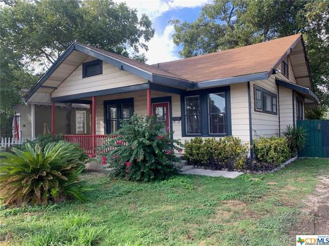 110 W Weinert Street, Seguin, TX 78155 (MLS #391035) :: Marilyn Joyce | All City Real Estate Ltd.
