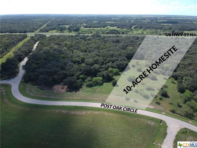 Tract 1 Post Oak Circle, Inez, TX 77968 (MLS #391089) :: Vista Real Estate