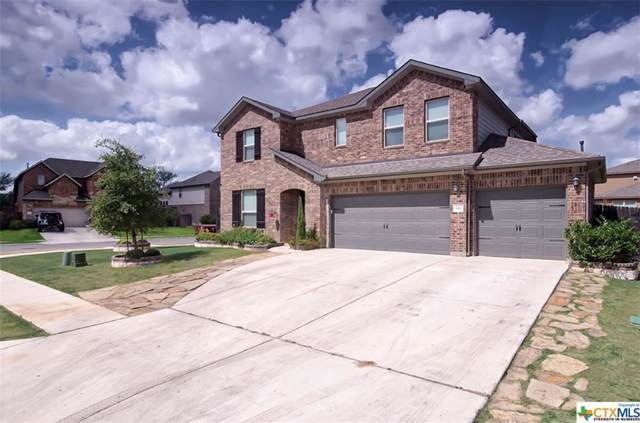 338 Brockston Drive, Buda, TX 78610 (#391641) :: Kourtnie Bertram | RE/MAX River Cities