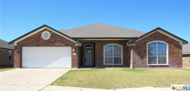 2505 Bachelor Button Boulevard, Killeen, TX 76549 (MLS #391974) :: Brautigan Realty