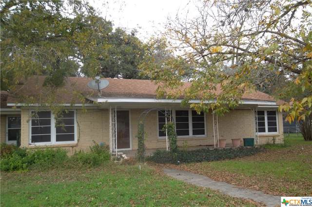 110 North Street, Cuero, TX 77954 (MLS #392102) :: The Real Estate Home Team