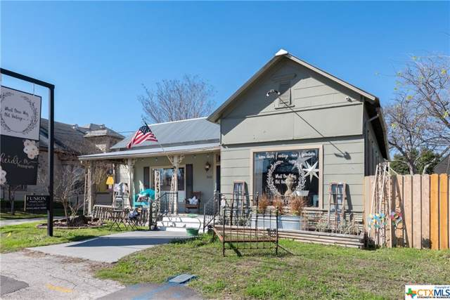 968 W San Antonio Street, New Braunfels, TX 78130 (MLS #392227) :: The i35 Group