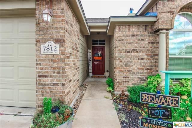 7812 Fieldstone Drive, Temple, TX 76502 (MLS #392304) :: The Myles Group