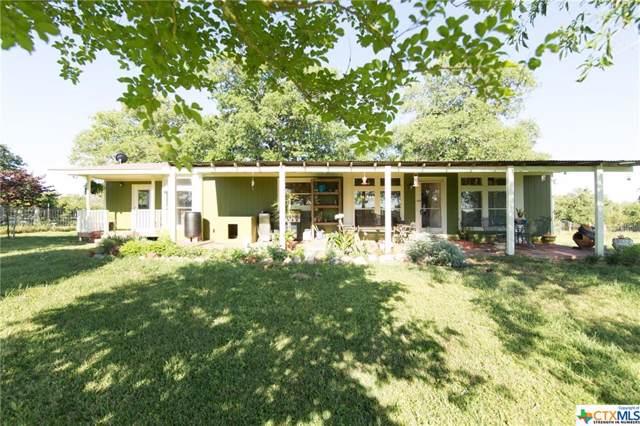 14634 I-10 West Access Road, Harwood, TX 78632 (MLS #392504) :: The Graham Team