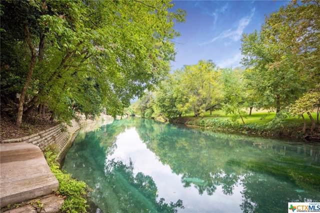 555 Comal Avenue, New Braunfels, TX 78130 (MLS #392566) :: The Real Estate Home Team