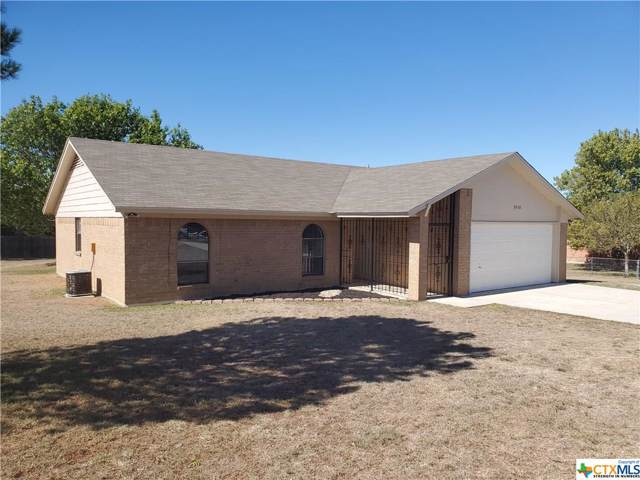 3916 Lakecliff Drive, Harker Heights, TX 76548 (MLS #392846) :: Isbell Realtors