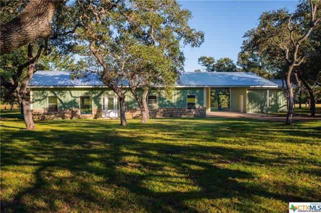 531 Deer Trail Lane Lane, Goliad, TX 77963 (MLS #393455) :: RE/MAX Land & Homes
