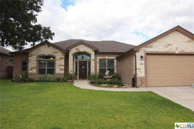 2130 Yturria Drive, Belton, TX 76513 (MLS #394510) :: The Graham Team