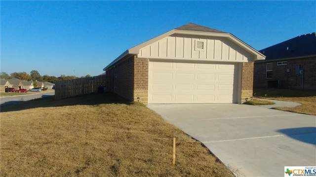 2501 Nolan Creek Street, Temple, TX 76504 (MLS #394519) :: Vista Real Estate