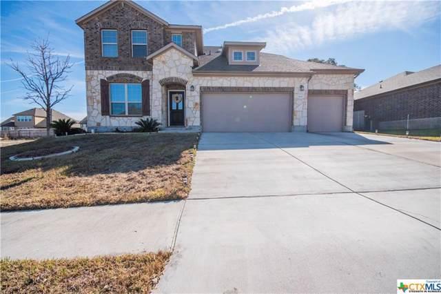 6600 Alabaster Drive, Killeen, TX 76542 (MLS #394576) :: Vista Real Estate