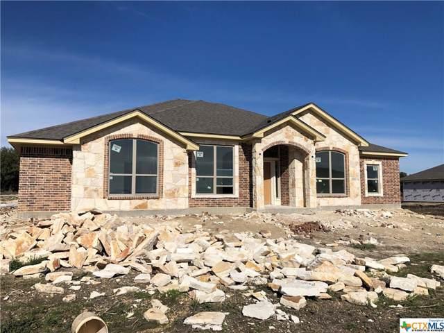 5253 Barzona Drive, Belton, TX 76513 (MLS #394675) :: The Graham Team