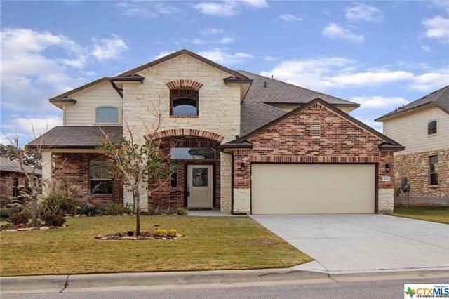5217 Cicero Drive, Belton, TX 76513 (MLS #394676) :: The Graham Team