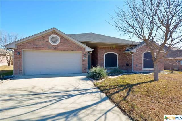 4806 Cinnabar Way, Killeen, TX 76542 (MLS #395964) :: Vista Real Estate