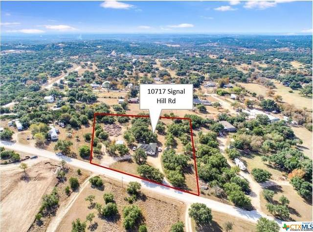 10717 Signal Hill Road, Austin, TX 78737 (MLS #396236) :: The Zaplac Group