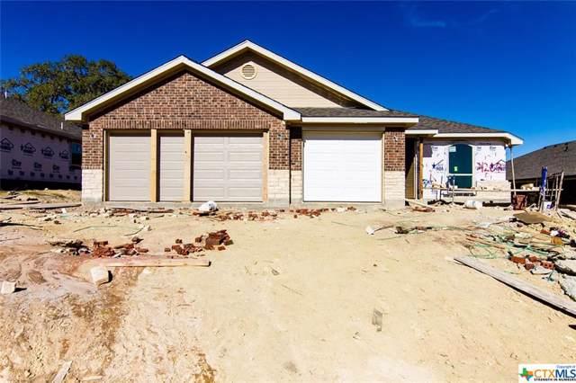 4203 Brookside Drive, Killeen, TX 76542 (MLS #396396) :: The Graham Team