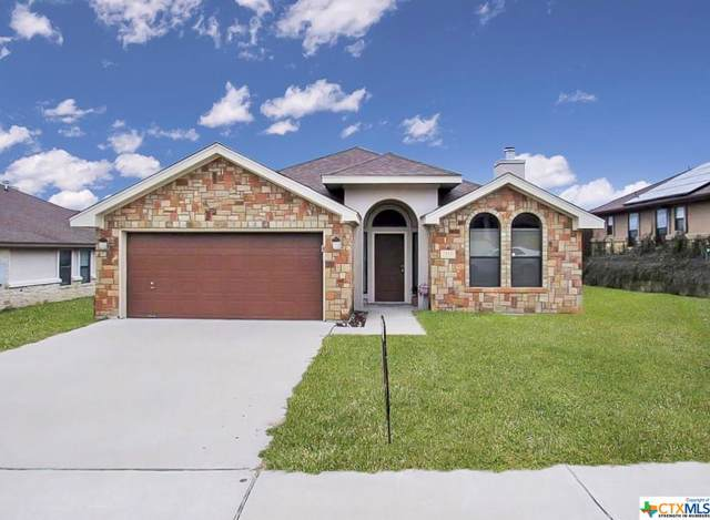 7100 Andalucia Street, Killeen, TX 76542 (MLS #397047) :: Vista Real Estate