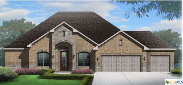 7903 Preston Hollow Drive, Killeen, TX 76542 (MLS #397221) :: RE/MAX Land & Homes