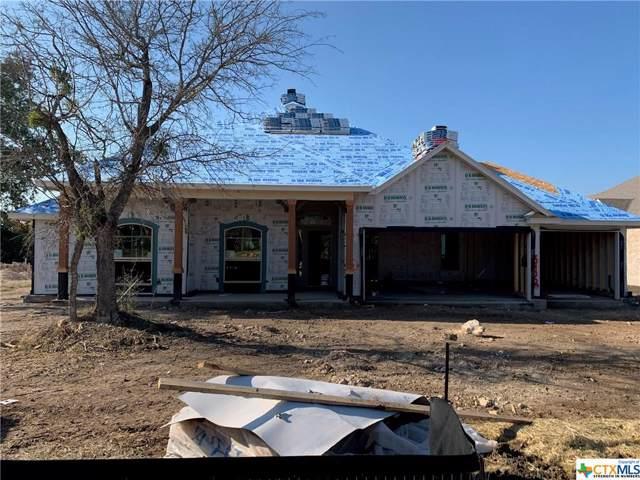 5402 Othello Drive, Belton, TX 76513 (MLS #397469) :: Isbell Realtors