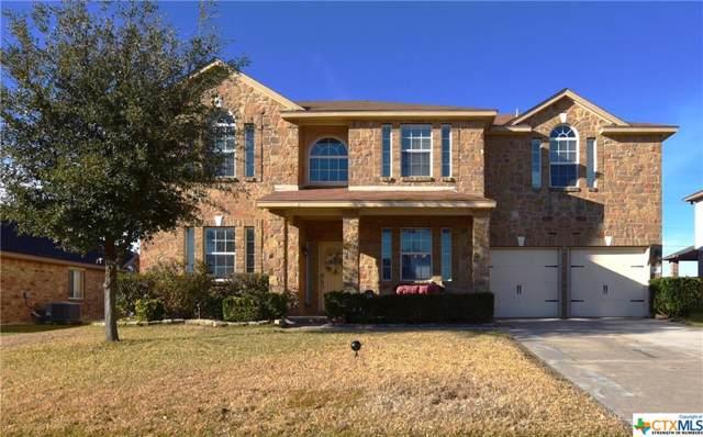 5023 Birmingham Circle, Killeen, TX 76542 (MLS #397862) :: Vista Real Estate