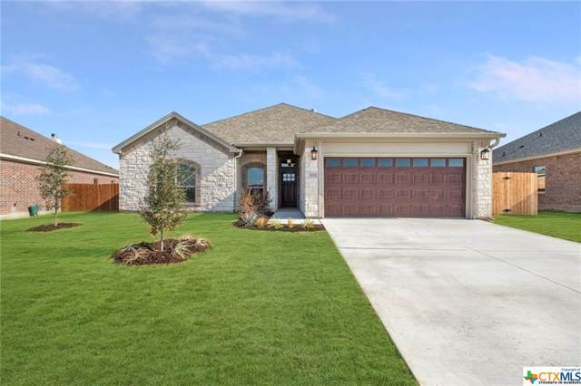 113 Terry Meadow Lane, Jarrell, TX 76537 (MLS #398160) :: The Zaplac Group