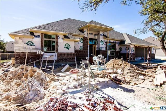 6012 Brandy Drive, Nolanville, TX 76559 (MLS #398491) :: Isbell Realtors