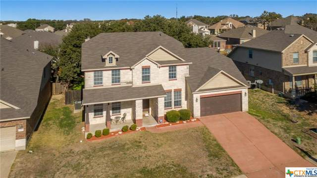 5613 Calcstone Drive, Killeen, TX 76542 (MLS #398504) :: Vista Real Estate