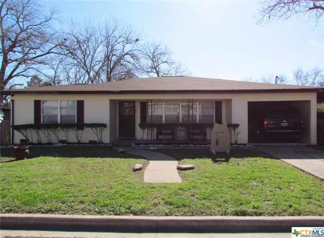 408 Sabine Street, Hallettsville, TX 77964 (MLS #400505) :: The Zaplac Group