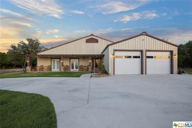 155 County Road 254, Georgetown, TX 78628 (MLS #401279) :: Brautigan Realty