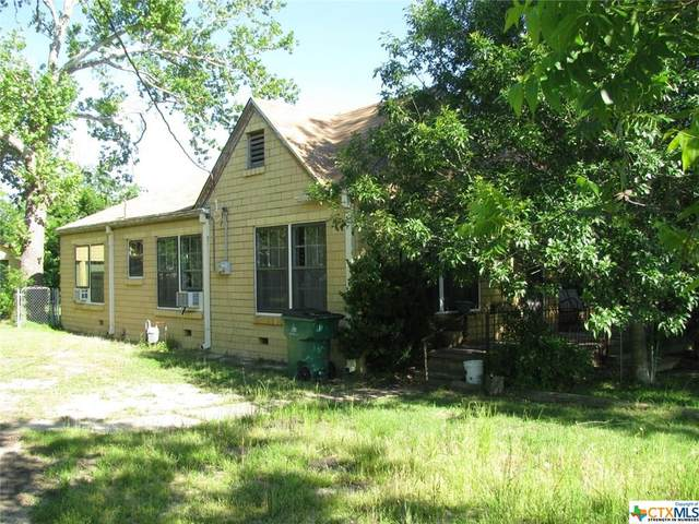 371 N Hwy 281, Evant, TX 76525 (MLS #401301) :: The Real Estate Home Team