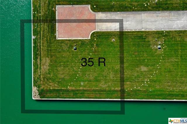 Lot 35R Cardita Drive, Port O'Connor, TX 77982 (MLS #401452) :: The Zaplac Group