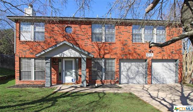405 Table Rock Lane, Copperas Cove, TX 76522 (MLS #401915) :: The Myles Group