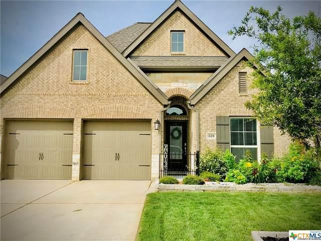 628 Arroyo Dorado, New Braunfels, TX 78130 (MLS #402561) :: The Real Estate Home Team