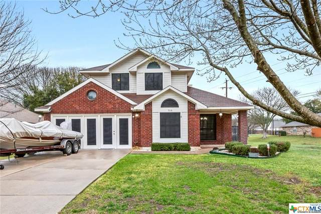 705 Filly Lane, Temple, TX 76504 (MLS #402729) :: The i35 Group
