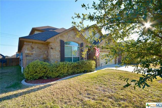 808 Siena Court, Harker Heights, TX 76548 (#402799) :: 12 Points Group
