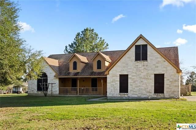 4875 Sandy Fork Road, Harwood, TX 78632 (MLS #403038) :: Brautigan Realty