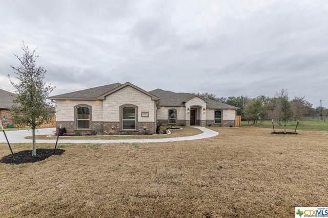 8306 Spring Creek Loop, Salado, TX 76571 (MLS #403247) :: Carter Fine Homes - Keller Williams Heritage