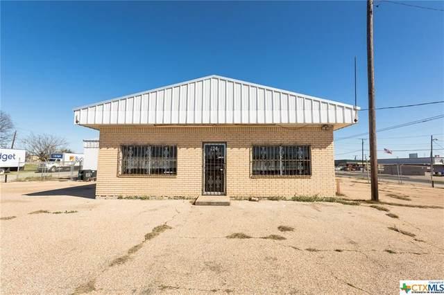 124 N 4th Street, Killeen, TX 76541 (MLS #404068) :: Brautigan Realty