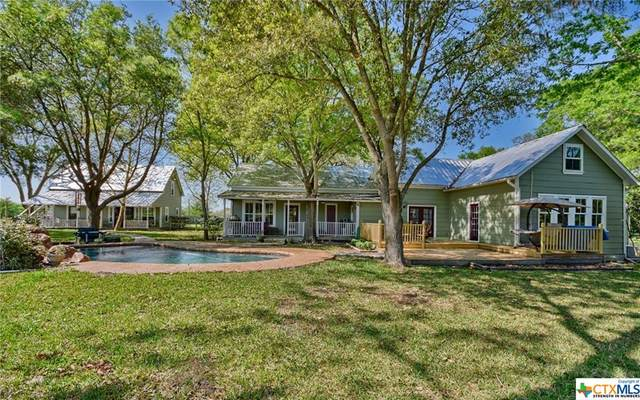 2720 Finke Road, Round Top, TX 78954 (MLS #405029) :: The Real Estate Home Team