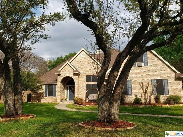 10805 Buchanan Ct, Temple, TX 76502 (#405606) :: First Texas Brokerage Company