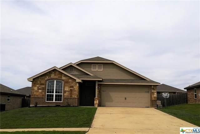 2709 Uvero Alto Drive, Killeen, TX 76549 (MLS #406058) :: Brautigan Realty