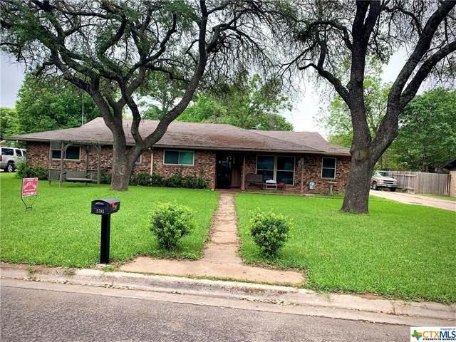 2701 Palmetto Drive, Temple, TX 76502 (MLS #406643) :: The Real Estate Home Team