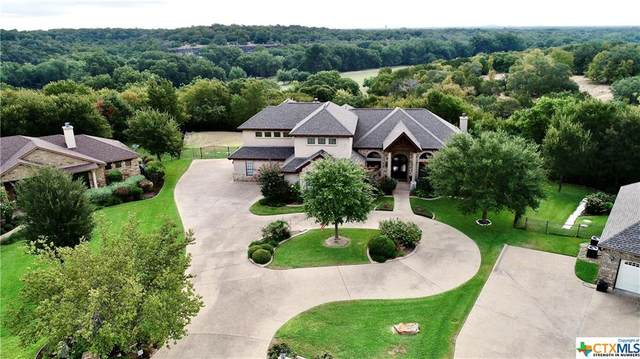 2306 High View Drive, Belton, TX 76513 (MLS #406910) :: The Real Estate Home Team
